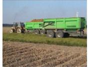 miedema HST马铃薯运输车视频