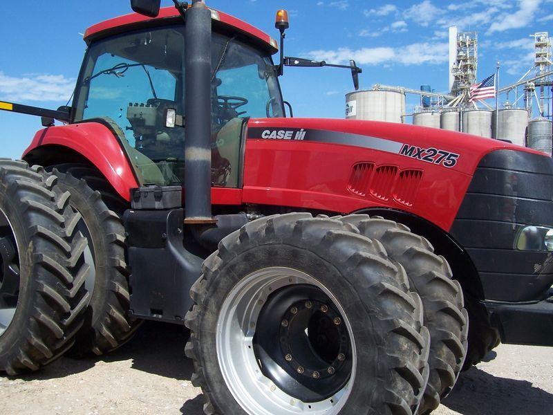 凯斯MX275拖拉机