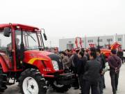 2010年东风农机全国经销商大会召开