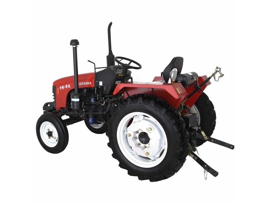 常发cf300a轮式拖拉机 农机图片