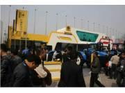 上海纽荷兰参加2011年郑州全国农机展