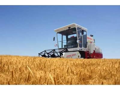 福田雷沃谷神麦客联合收割机图片