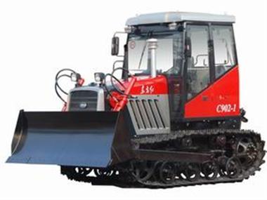 東方紅C902履帶式拖拉機