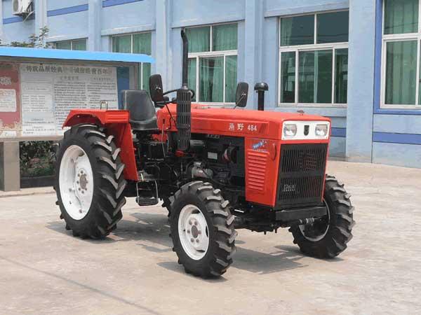 约翰迪尔484拖拉机 约翰迪尔轮式拖拉机 报价和