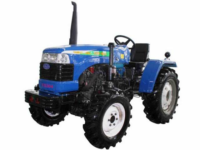 海山hs304四轮驱动拖拉机 塔城市恒盛农机有