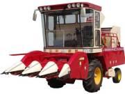 4YZ-3玉米收获机