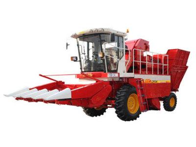 雷沃谷神4YZ-4C摘穗剥皮型自走式玉米收获机