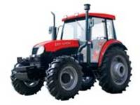 東方紅LY1004四輪驅動拖拉機