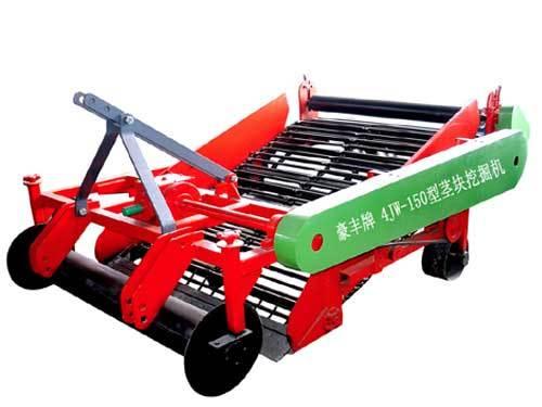 豪丰4JW-150茎块挖掘机
