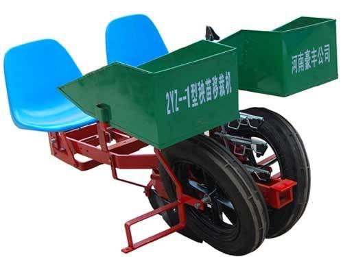 豪丰2YZ-1烟草秧苗移栽机