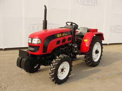 福田雷沃te304拖拉机 牡丹江市六营农机有限公司 高清图片