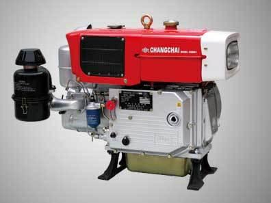 常柴S195单缸柴油机
