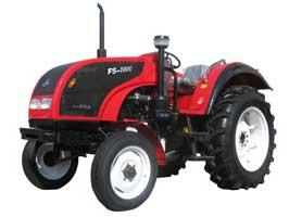 弗雷森fs 1000两轮驱动拖拉机