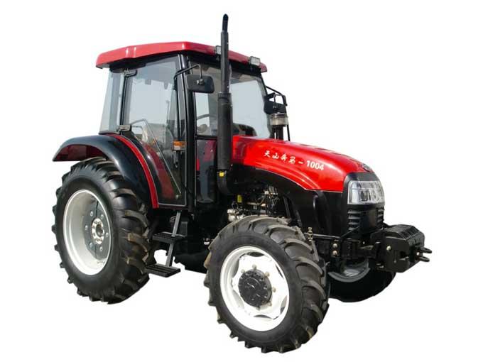 东方红 1004拖拉机 东方红轮式拖拉机 报价和图片 高清图片