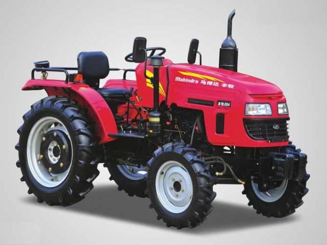 马恒达丰收mfs284四轮驱动拖拉机
