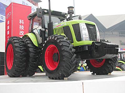 奇瑞804拖拉机