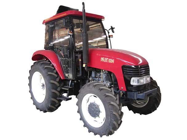 黄海金马824拖拉机 东方红-x824拖拉机  ,发动机生产厂家:一拖(洛阳)