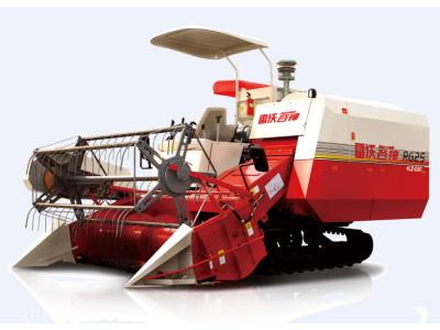 雷沃谷神RG25履带水稻收割机
