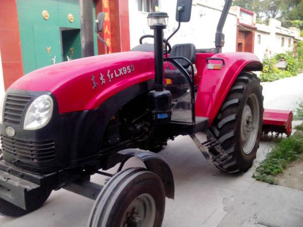 012年东方红950拖拉机 河北保定市二手农机网