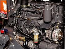 崭新的V3800-DI-TI 发动机