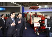 江苏农机展:福田雷沃发布三款水稻机新品