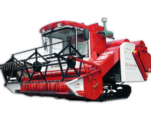 东方红4lz-280稻麦联合收割机