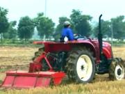 沃得奥龙60-75拖拉机视频演示