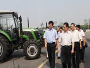 安徽省口岸工作会议在芜召开 与会代表到奇瑞重工调研