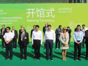 第六届中国黑龙江•北大荒国际农机展在哈尔滨拉开帷幕