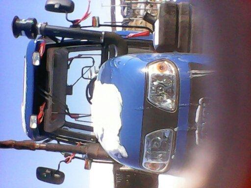 出售2012年福田雷沃m 1254g大马力拖拉机 黑 高清图片
