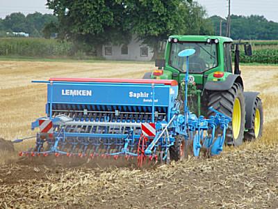 德国(LEMKEN)萨菲尔Saphir 7AutoLoad机械式精量播种机