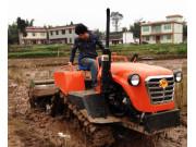 推广先进农机 助推现代农业