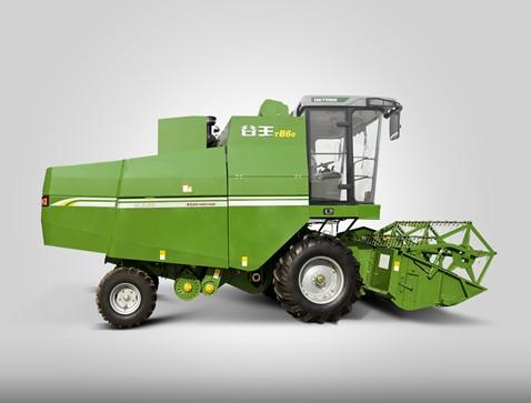 奇瑞 谷王tb60 4lz 6b 型小麦收割机 奇瑞联合 高清图片