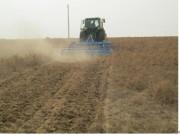 德国(LEMKEN)公司大型农机设备进入内蒙古阿旗百万牧草基地