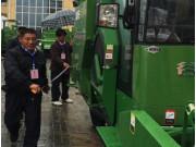 奇瑞重工保障水稻跨区机收作业开始启动