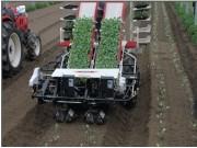 上海举办蔬菜机械化生产现场演示和展示会
