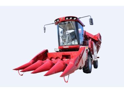 勇猛4YZ-4A(SQ)智能超豪华型自走式玉米收获机