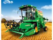 宁联4LZ-7.0玉米收获机