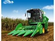 4YZL-4A玉米收获机