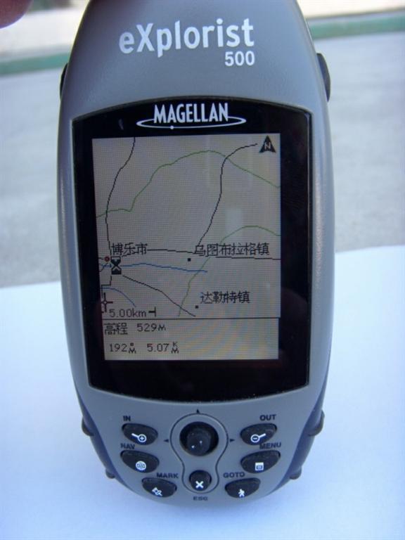 美国进口GPS测亩仪