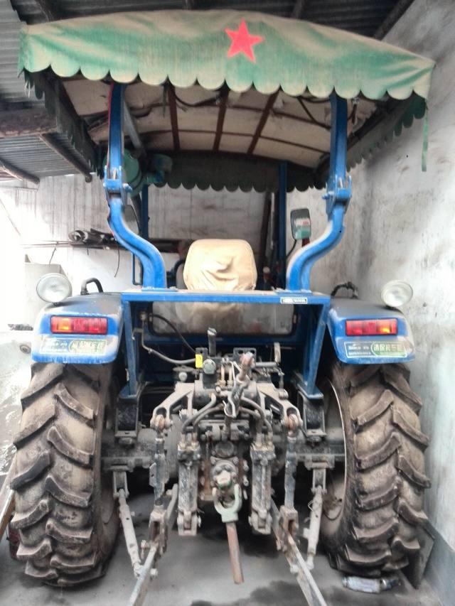 出售2010年福田雷沃td950拖拉机 旋耕耙 河 高清图片