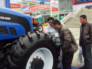 福田雷沃重工品质闪耀南京农机展
