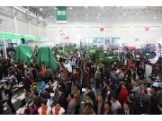 中联重机闪耀亮相2014中国国际农业机械展览会
