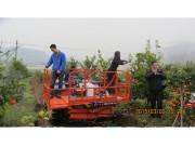 重庆市农科院农机所成功研发并演示多种农机新设备新机具
