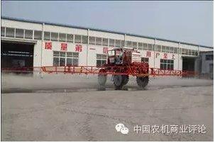 【行业】机械化植保薄弱环节待解农机企业亟需发力