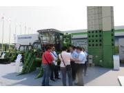 中联重科农机产品闪耀第117届广交会