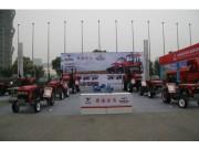 黄海金马亮相2015年全国农业机械及零部件展览会