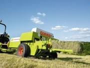 诠释农业环保新概念——科乐收(CLAAS) MARKANT系列小方捆机