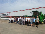 约翰迪尔系列产品培训走近上海用户