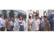 柬埔寨副首相参观考察东风井关